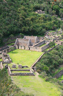 tour choquequirao