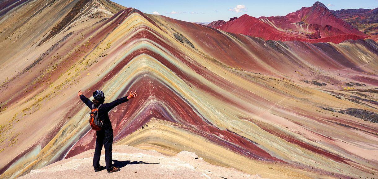 vinicunca la montaña de 7 colores