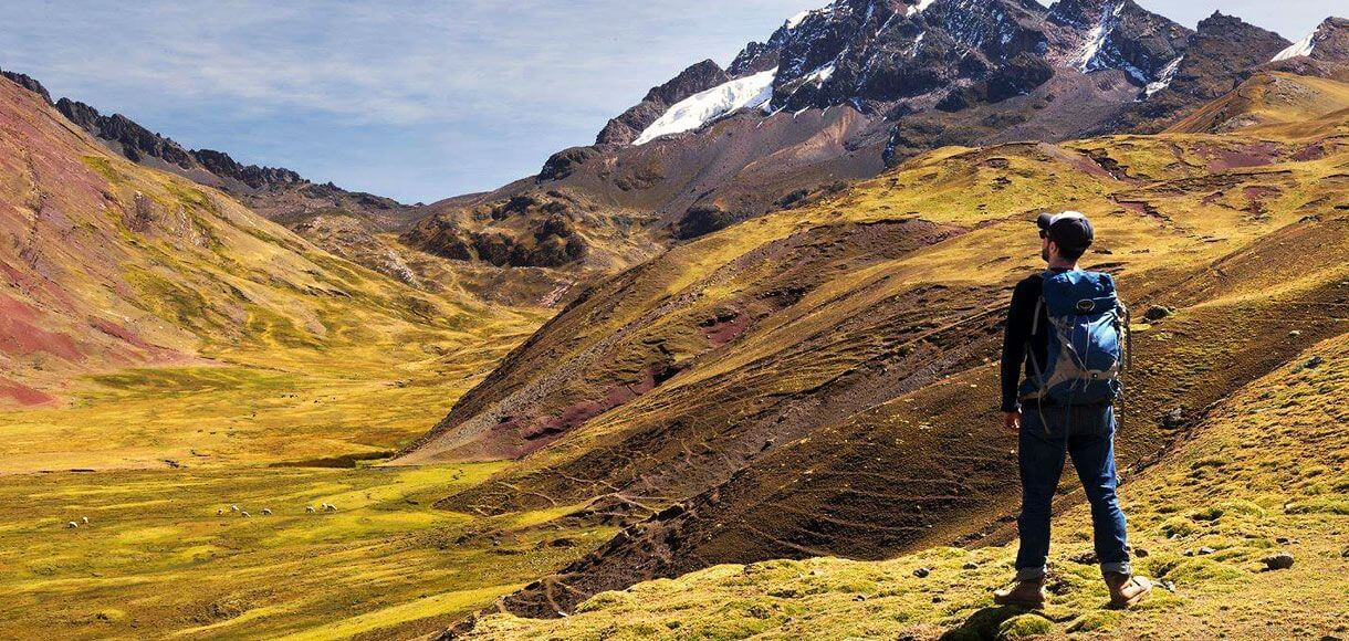 vinicunca montaña colorada