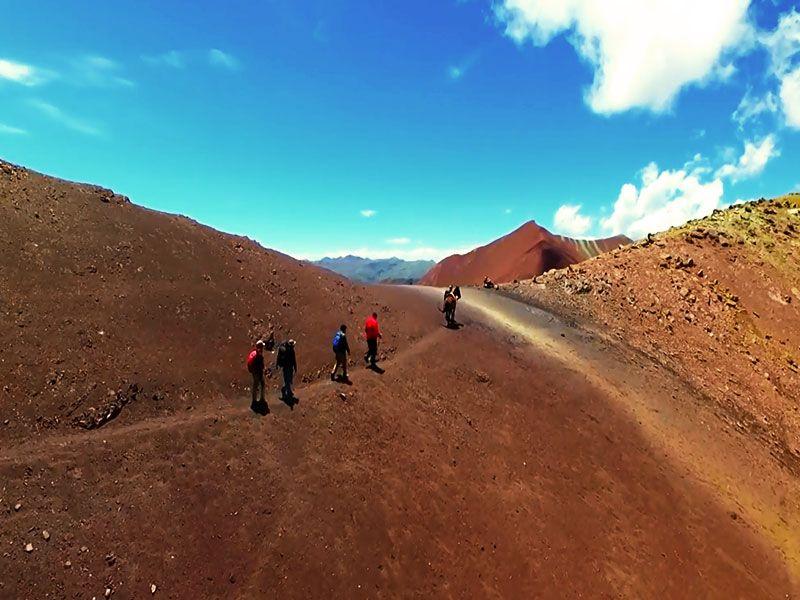 Nueva Ruta de Acceso a la Montaña de 7 Colores Vinicunca