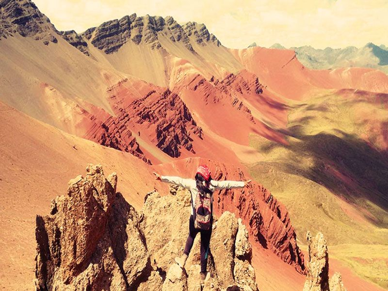 valle rojo tour