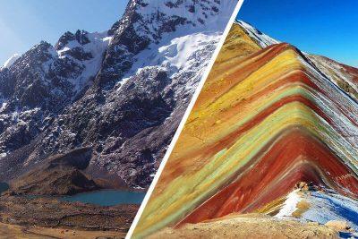 tour montana de colores ausangate 4dias