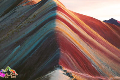 rainbow mountain family 1day